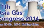 11th Asia Gas Congress 2014