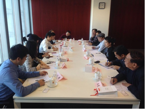 The First Advisory Committee Meeting of 12th ASIA GAS CONGRESS Was Convened in Beijing
