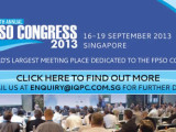14th Annual FPSO Congress 2013