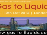 18th Annual Gas to Liquids 2015