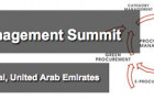 2nd Annual Procurement Management Summit 2014
