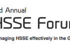 3rd Annual, HSSE Forum Oman, 2015
