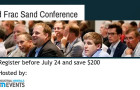 3rd Frac Sand Conference 2015