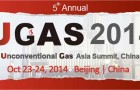 5th Annual Unconventional Gas Asia Summit China 2014