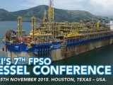 7th FPSO Vessel Conference 2015