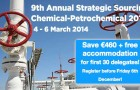 9th Annual Strategic Sourcing in Chemical Petrochemical 2014