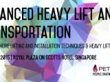 Advanced Heavy Lift and Transportation 2015