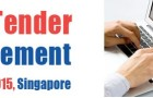 Bid and Tender Management 2015
