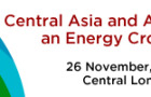 Central Asia and Azerbaijan at an Energy Crossroads 2014