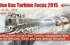 China Gas Turbine Focus 2015