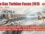 China Gas Turbine Focus 2015