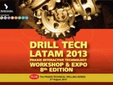 The Drill Tech LATAM 2013 Praxis Interactive Technology Workshop and Expo 8th Global Edition 2013