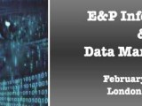16th Annual E&P Information and Data Management 2014