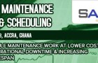 Effective Maintenance Planning and Scheduling 2013