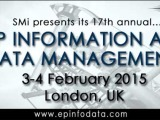 17th Annual E-P Information and Data Management 2015