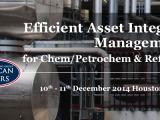 Efficient Asset Integrity Management for Chem-Petrochem & Refinery 2014