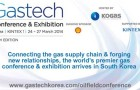Gastech Conference & Exhibition 2014