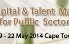 Human Capital & Talent Management for Public Sectors 2014