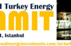 IEI Turkey Energy Summit 2014
