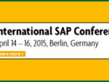 International SAP Conference for Oil and Gas 2015