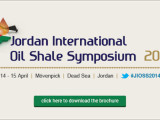 Jordan International Oil Shale Symposium 2014