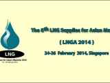 LNG Supplies for Asian Markets 2014