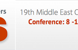 19th Middle East Oil & Gas Show and Conference 2015