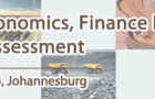 Mineral Economics, Finance Evaluation and Risk Assessment 2014