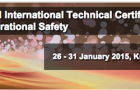 NEBOSH International Technical Certificate in Oil and Gas Operational Safety 2015