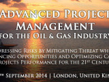 Advanced Project Management for the Oil & Gas Industry 2014