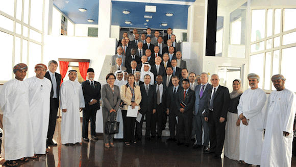 50 senior foreign diplomats visit Petroleum Development Oman