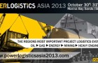 PowerLogistics Asia 2013 Exhibition and Conference