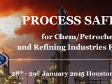 Process Safety for Chem-Petrochemical and Refining Industries Forum 2015