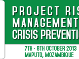 Project Risk Management and Crisis Prevention 2013
