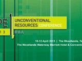 SPE Unconventional Resources Conference 2013