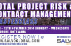 Total Project Risk and Contract Management 2014