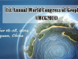 1st Annual World Congress of Geophysics (WCG2014)