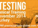 Well Testing Praxis Technical Training 2014