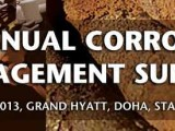 2nd Annual Corrosion Management Summit 2013