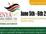 Kenya Mining, Energy, Oil and Gas and Infrastructure Indaba Conference and Exhibition 2013
